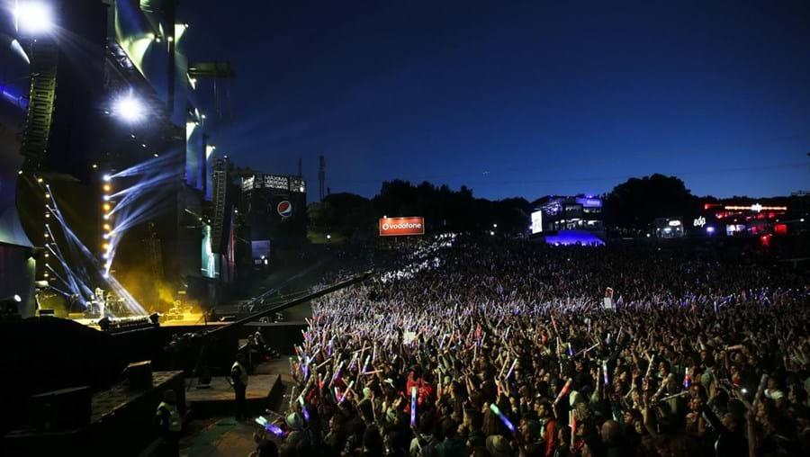 Esta foi a sétima edição do festival, em Lisboa