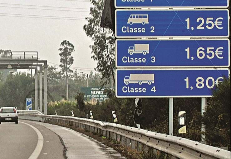 Polémicas portagens da A28 (Porto-Viana do Castelo)
