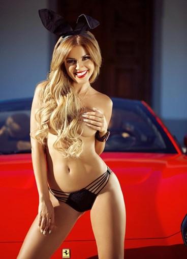 Filipa Henrique é estrela na Rússia