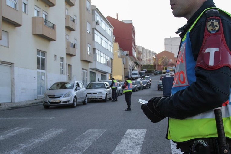 Polícia de trânsito