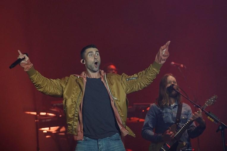 O vocalista dos Maroon 5, Adam Levine