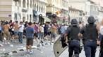 Novos incidentes em Marselha entre adeptos e polícia
