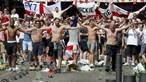 Adepto inglês em estado grave após confrontos