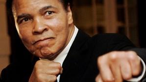 Morreu Muhammad Ali