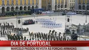 Marcelo nas comemorações do Dia de Portugal