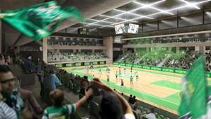 Sporting agradece adeptos pela construção do novo pavilhão
