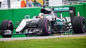 Hamilton na 'pole' para o GP do Canadá
