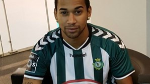 Thiago Santana reforça Vitória de Setúbal