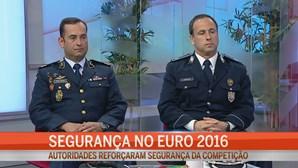 Segurança no Euro 2016