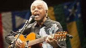 Músico brasileiro Gilberto Gil hospitalizado