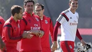 Benfica inicia nova época com 23 futebolistas