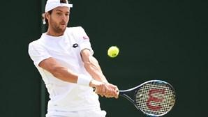 João Sousa volta a ser o número um português no ranking mundial de ténis