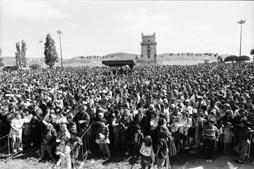 Comício do 1º de maio de 1991, em Lisboa