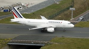 Avião da Air France
