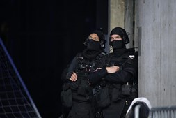 Apertadas medidas de segurança marcam o Euro2016 em França