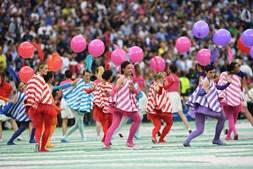 A portuguesa é a coreógrafa assistente da responsável pelos espetáculos de abertura e encerramento do Euro 2016, Wanda Rockiki