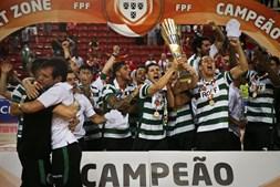 O Sporting venceu o Benfica