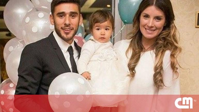 21168b395b5a7 Salvio batiza a filha na Argentina - Famosos - Correio da Manhã