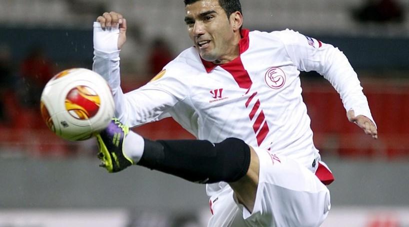 bfe637ae7e Jose Antonio Reyes de saída do Sevilha - Futebol - Correio da Manhã