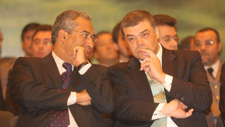 António Costa era ministro quando Ascenso Simões era secretário de Estado