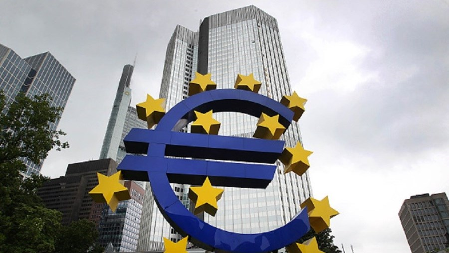 Em relação à inflação, o BCE reviu em alta a previsão de crescimento na zona euro em 2016