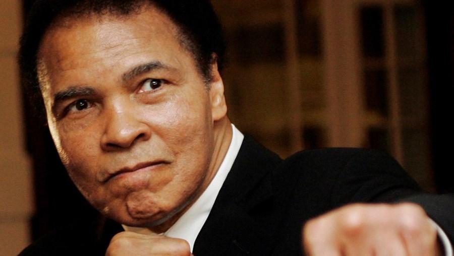 Muhammad Ali morreu na sexta-feira, após um longo combate com a doença de Parkinson