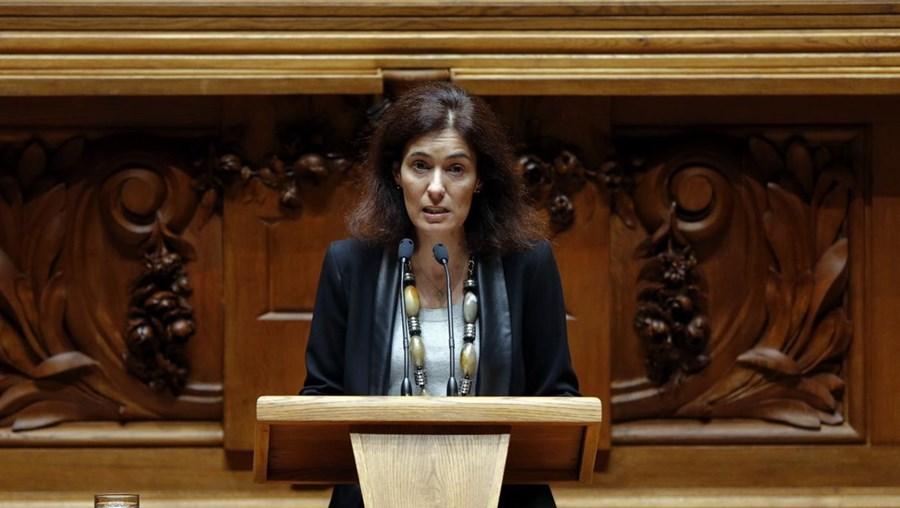 A deputada do CDS-PP Ana Rita Bessa