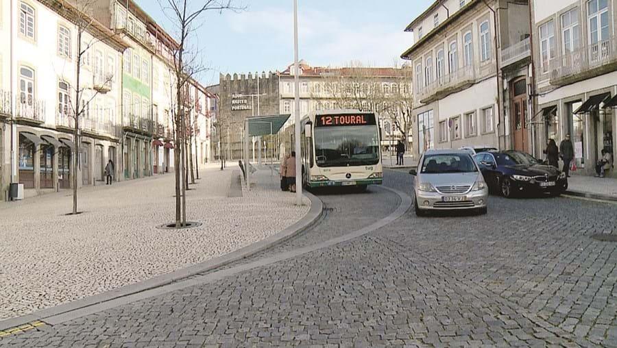 Cidade Berço garantiu apoio financeiro da União Europeia para vários projetos de requalificação, a executar até 2020