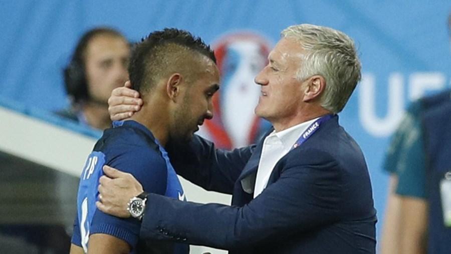 O selecionador de França, Didier Deschamps, considerou justo o triunfo apesar do sofrimento