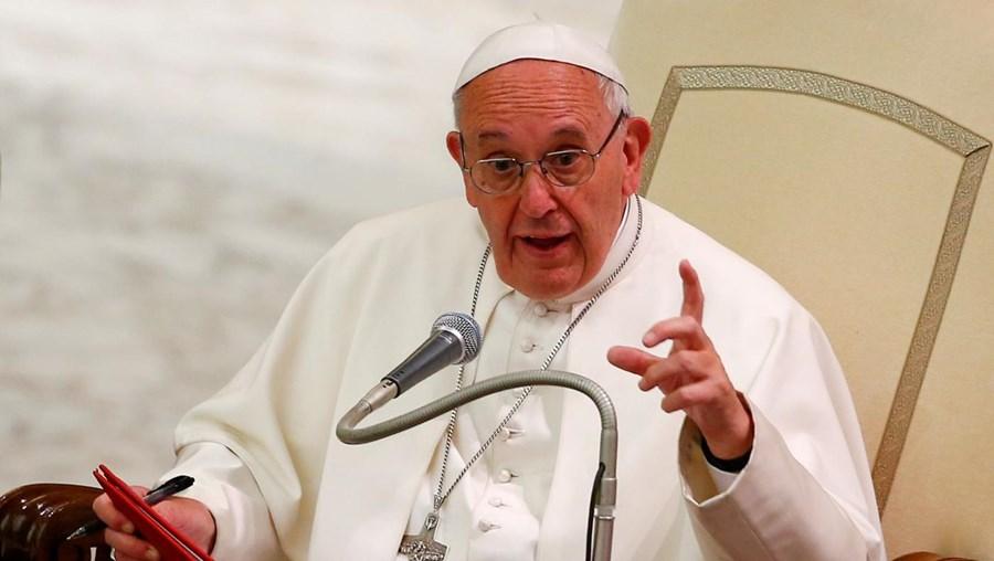 O Papa Francisco defendeu o valor da diversidade