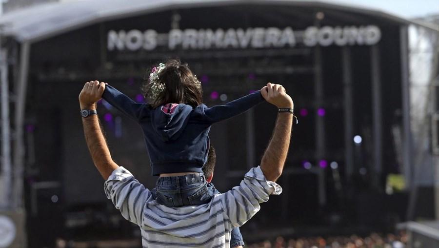 A quinta edição do Primavera Sound no Porto termina este sábado, depois de três dias de música