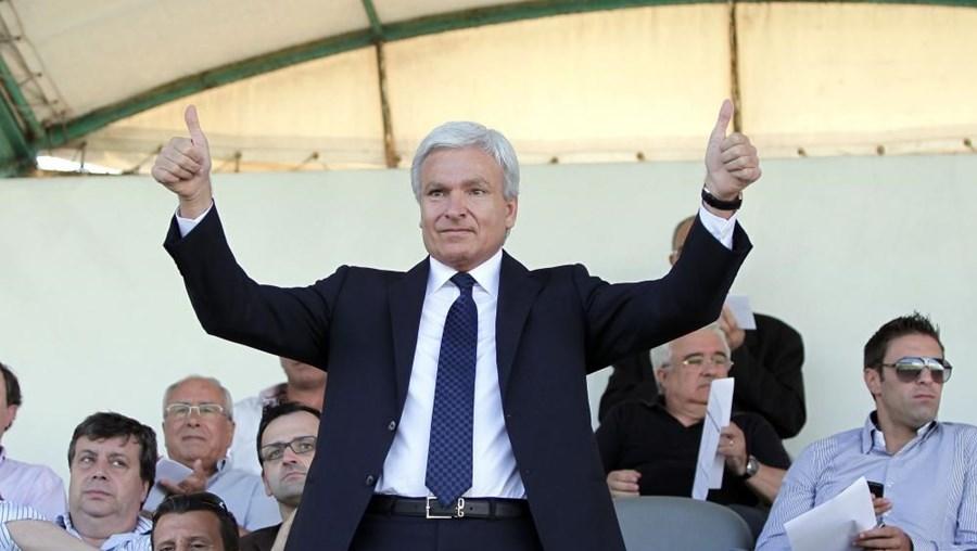 Vítor Magalhães, presidente do Moreirense