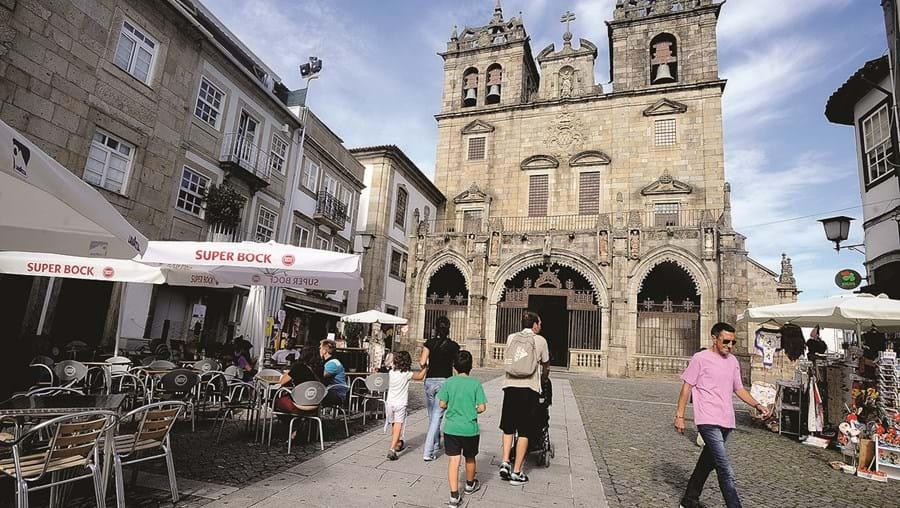 Santiago vai ter uma capela na Sé de Braga, onde os peregrinos encontrarão informações para a realização do caminho