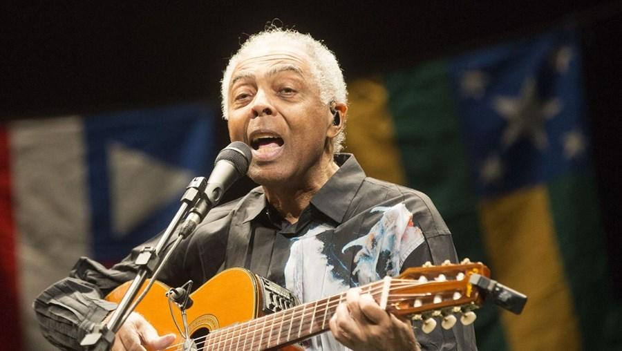 Gilberto Gil é um dos artistas mais respeitados do Brasil