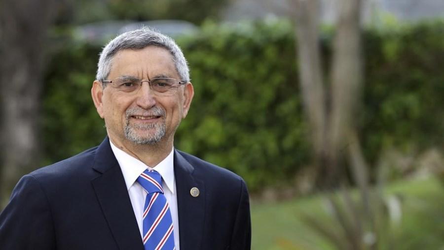 O Presidente da República de Cabo Verde, Jorge Carlos Fonseca