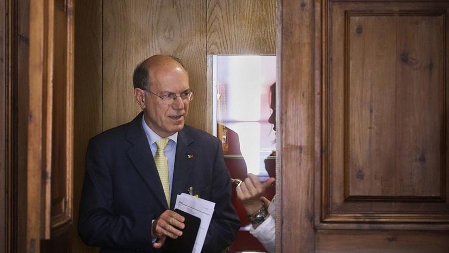 O ex-presidente da TAP, Fernando Pinto