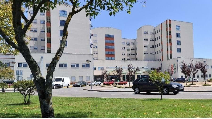 Vítimas foram transportadas para o Hospital de São Teotónio, em Viseu
