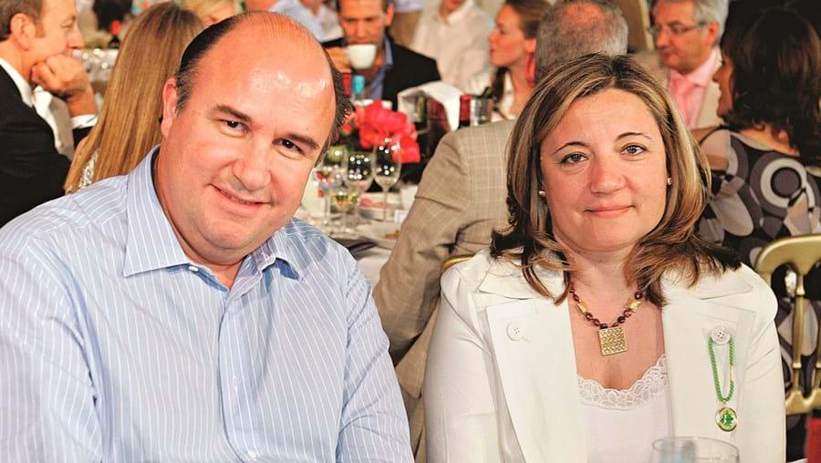 João e Filipa Vale e Azevedo