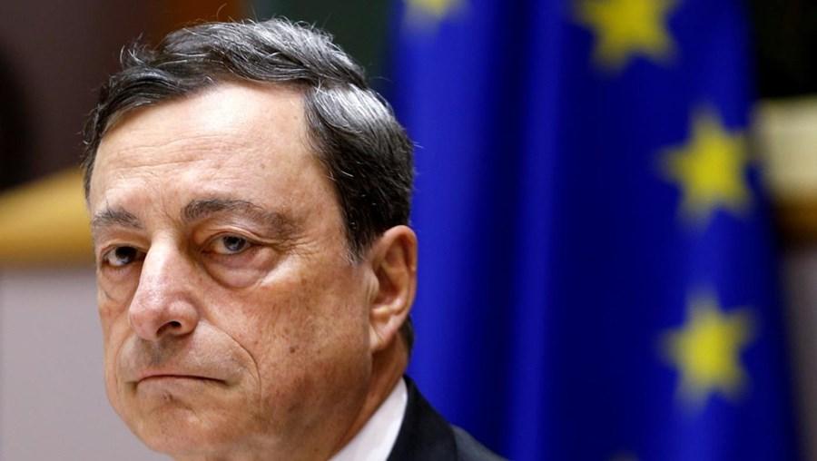 O presidente do BCE, Mario Draghi, dará início aos trabalhos