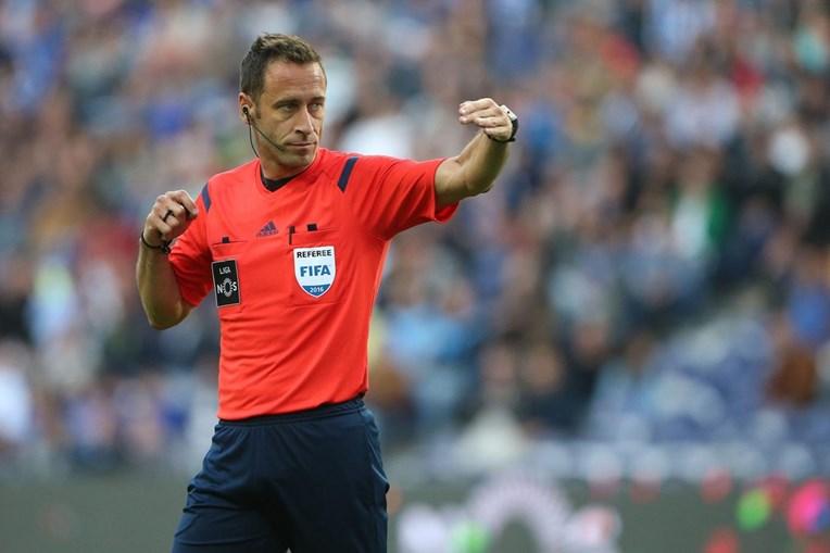 O árbitro portuense Artur Soares Dias