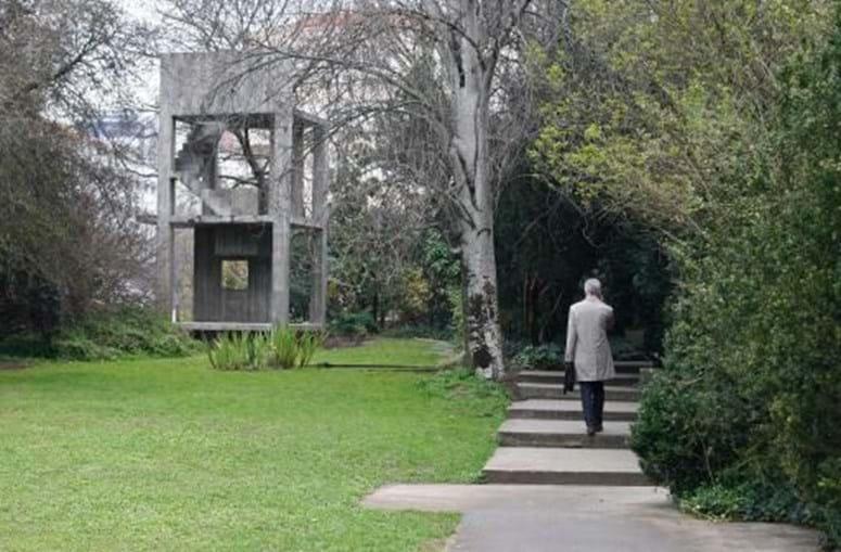 Jardins da Fundação Calouste Gulbenkian, em Lisboa