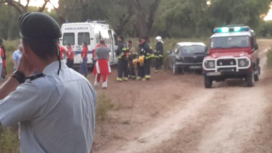 Do acidente no Alentejo resultou um morto