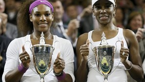 Irmãs Williams mais próximas da final de Wimbledon