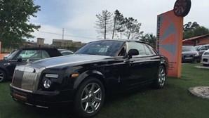 Rolls Royce de Schumacher à venda em Portugal