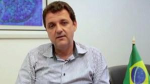Sócio de Veiga no Brasil foi detido em Portugal