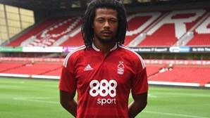 Benfica empresta Hildeberto Pereira ao Nottingham Forest