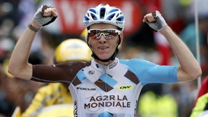 19.ª etapa do Tour foi ganha por Romain Bardet