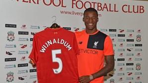 Liverpool contrata Georginio Wijnaldum