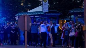 Português descreve terror após tiroteio