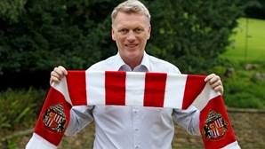 David Moyes é o novo treinador do Sunderland